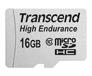 Transcend Speicherkarten/USB-Sticks TS16GUSDHC10V 5