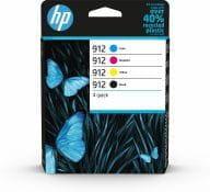 HP  Tintenpatronen 6ZC74AE#301 2