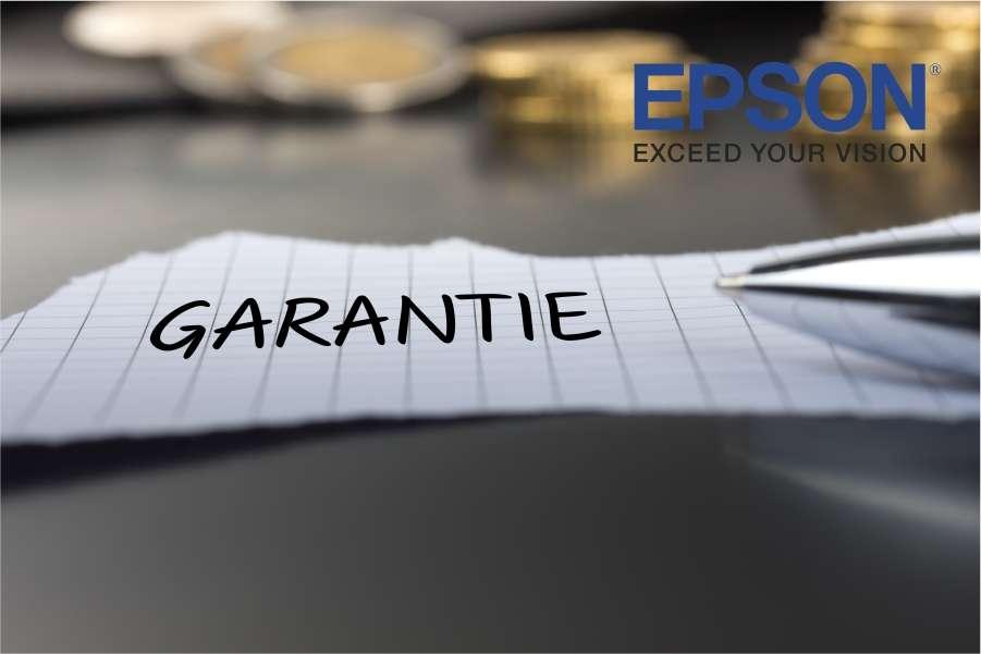 Kostenlose Garantieerweiterung für viele Epson Produkte