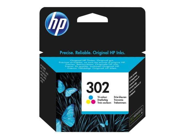 HP  Tintenpatronen F6U65AE 1