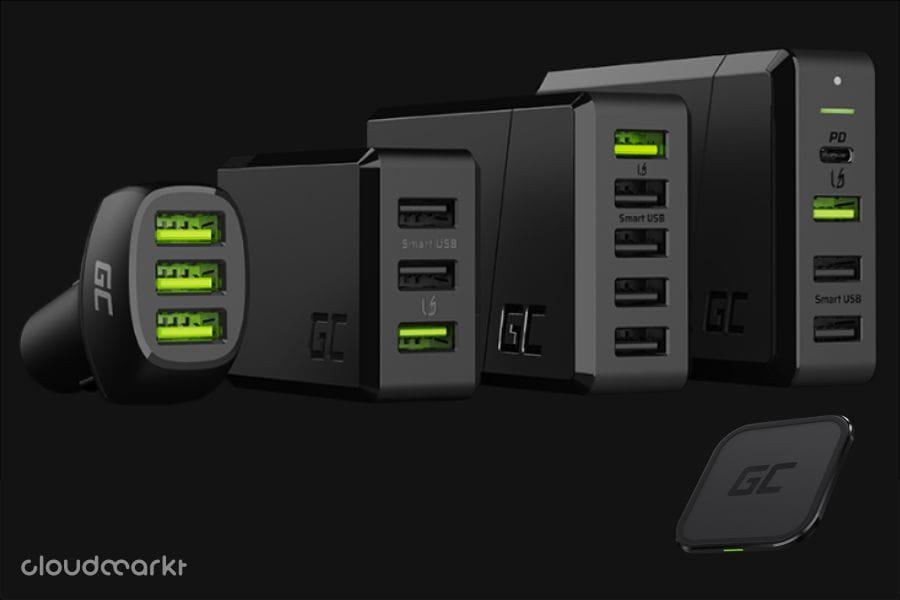 Green Cell -  neue Alternative für die Stromversorgung mobiler Geräte