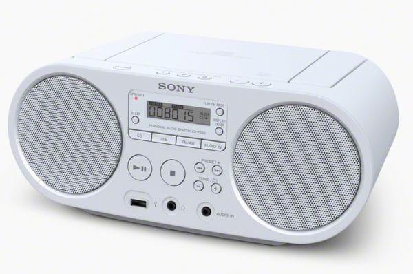 Sony Hifi-Geräte ZSPS50W.CED 3