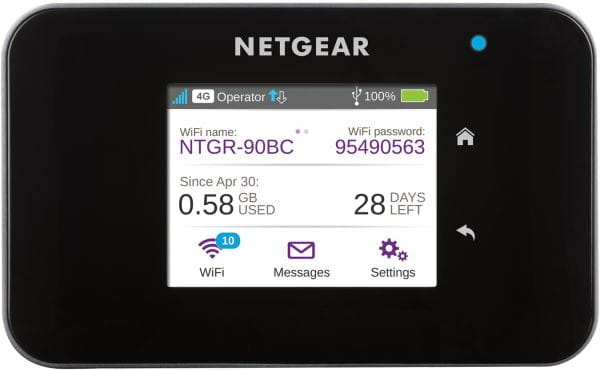 Netgear Netzwerk Switches / AccessPoints / Router / Repeater AC810-100EUS 1