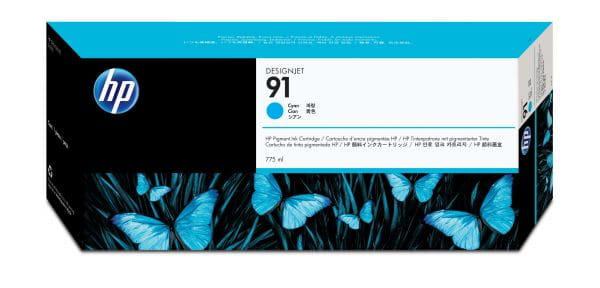 HP  Tintenpatronen C9467A 1
