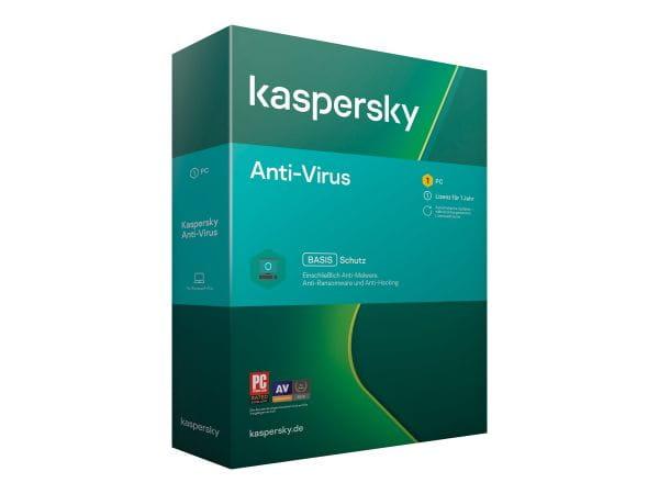 Kaspersky Anwendungssoftware KL1171G5AFS-20 1