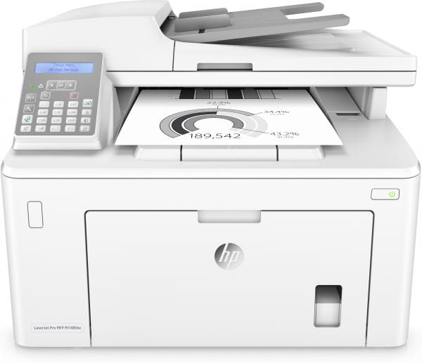 HP  Multifunktionsdrucker 4PA42A#B19 1