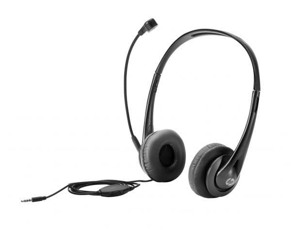 HP  Headsets, Kopfhörer, Lautsprecher. Mikros T1A66AA 1