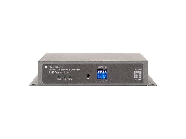 LevelOne Netzwerk Switches / AccessPoints / Router / Repeater HVE-6601T 4