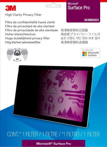 3M Displayschutz HCNMS002 2