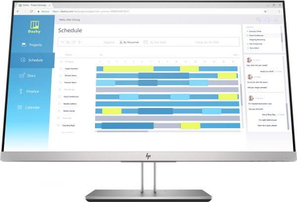 HP  TFT Monitore 5WN63AA#ABB 1