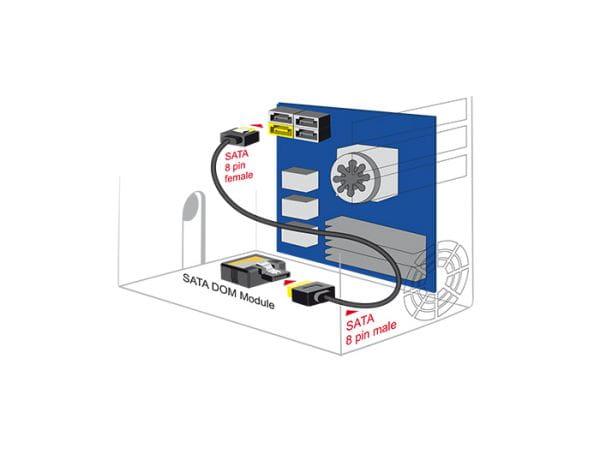 Delock Kabel / Adapter 84946 3