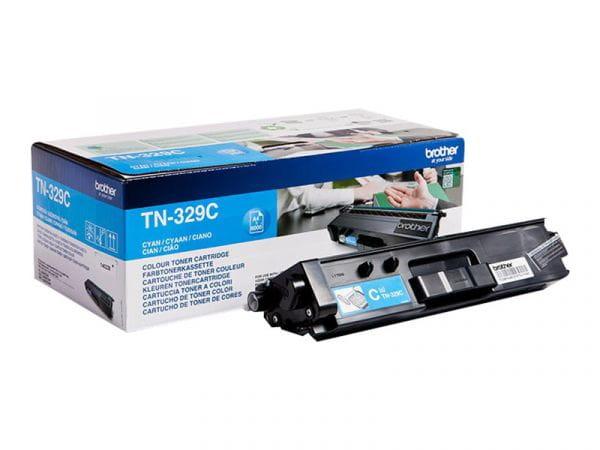 Brother Toner TN329C 2