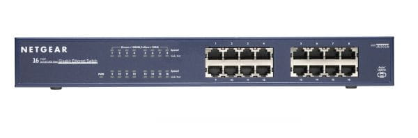 Netgear Netzwerk Switches / AccessPoints / Router / Repeater JGS516-200EUS 1