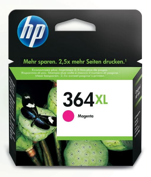 HP  Tintenpatronen CB324EE 1