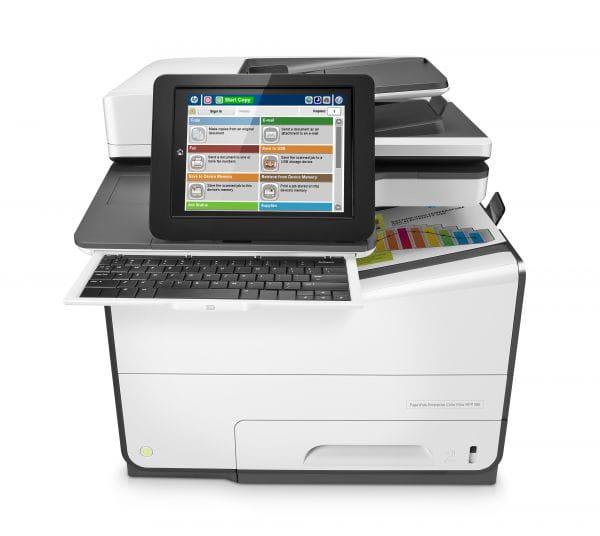 HP  Multifunktionsdrucker G1W41A#B19 1