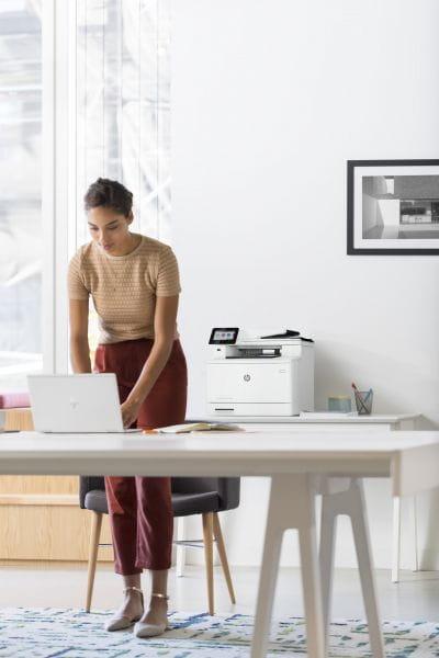 HP  Multifunktionsdrucker W1A80A#B19 2