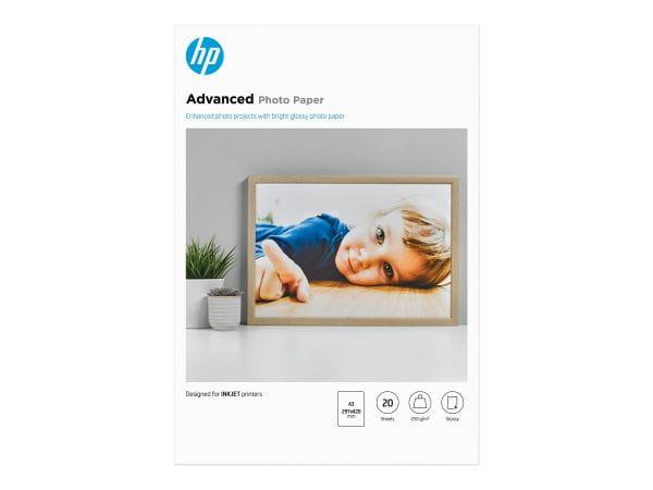 HP  Papier, Folien, Etiketten Q8697A 2