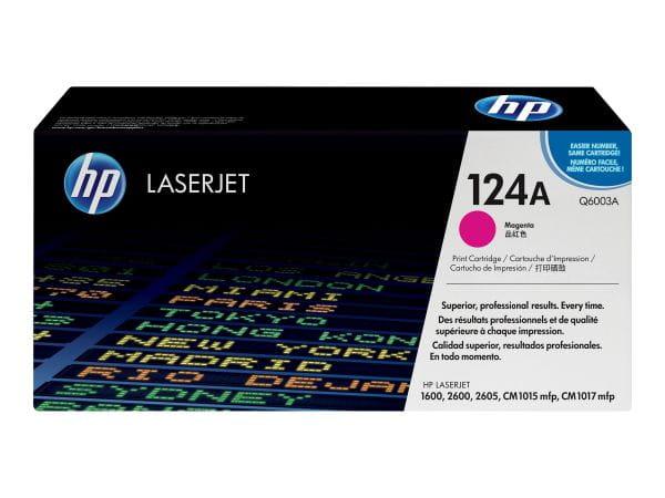 HP  Toner Q6003A 1