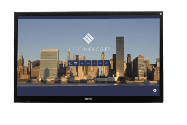 i3TOUCH Premium Touchdisplay (4K UHD)