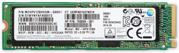 HP  Festplatten 1PD59AA 1