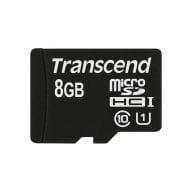 Transcend Speicherkarten/USB-Sticks TS8GUSDCU1 1