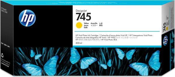 HP  Tintenpatronen F9K02A 2