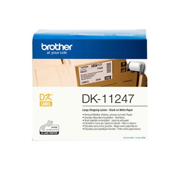 Brother Papier, Folien, Etiketten DK11247 1