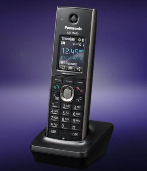 Panasonic Telefone KX-TPA60CEB 2
