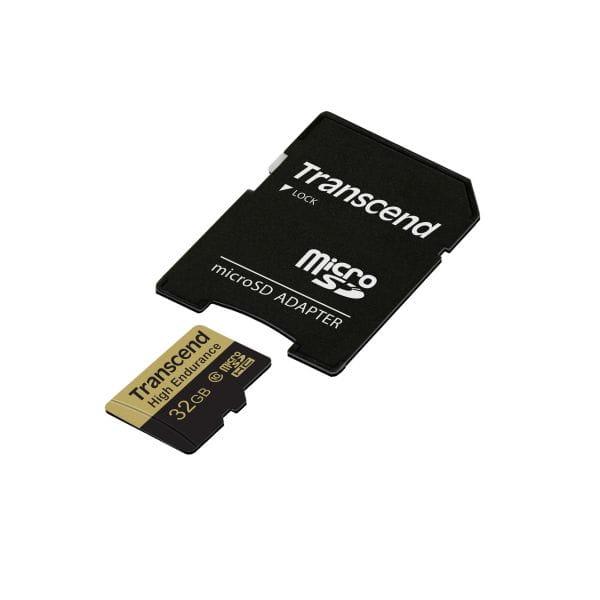 Transcend Speicherkarten/USB-Sticks TS32GUSDHC10V 2