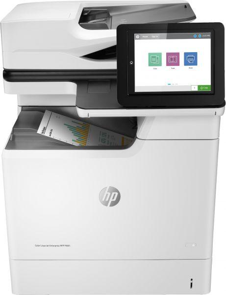 HP  Multifunktionsdrucker J8A10A#B19 1