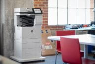 HP  Multifunktionsdrucker J8A17A#B19 2