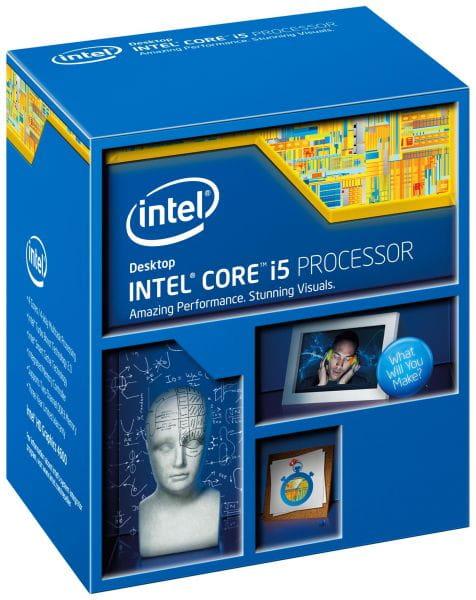 Intel Prozessoren BX80646I54460 3