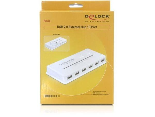Delock USB-Hubs 61857 2