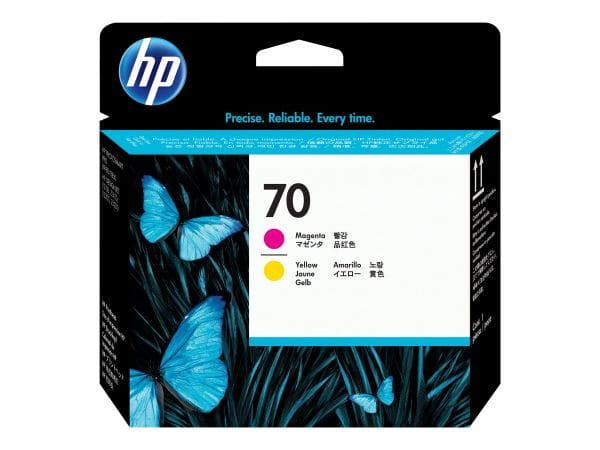 HP  Tintenpatronen C9406A 1