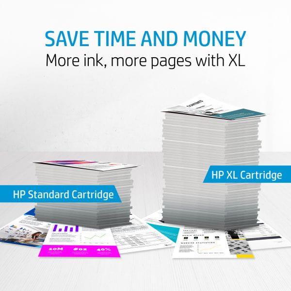 HP  Tintenpatronen 3YL77AE#BGX 5