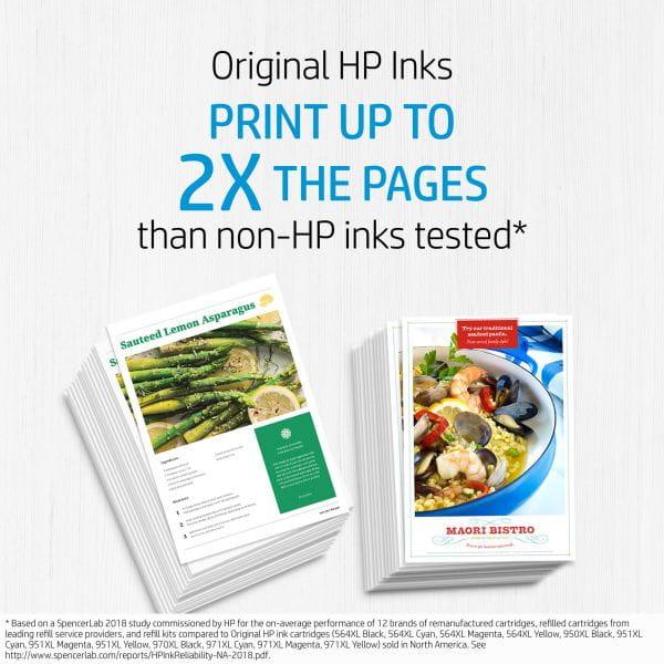 HP  Tintenpatronen C9351CE 5