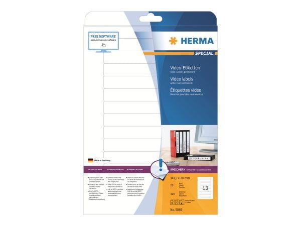 HERMA Papier, Folien, Etiketten 5069 1