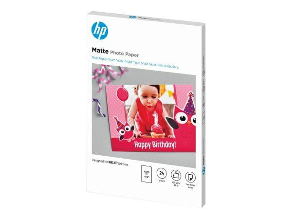 HP  Papier, Folien, Etiketten 7HF70A 1