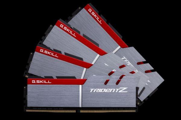 G.Skill Speicherbausteine F4-3200C15D-32GTZ 4