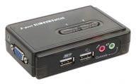 inLine Netzwerk Converter und KVM 60612I 1