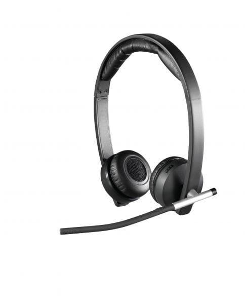 Logitech Headsets, Kopfhörer, Lautsprecher. Mikros 981-000517 1
