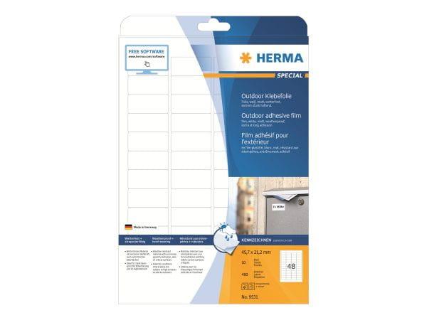 HERMA Papier, Folien, Etiketten 9531 1