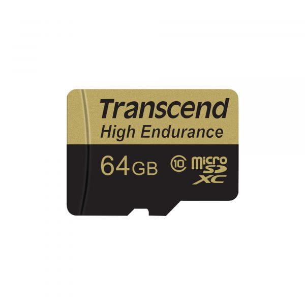 Transcend Speicherkarten/USB-Sticks TS64GUSDXC10V 3