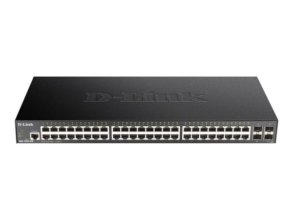 D-Link Netzwerk Switches / AccessPoints / Router / Repeater DGS-1250-52X 1