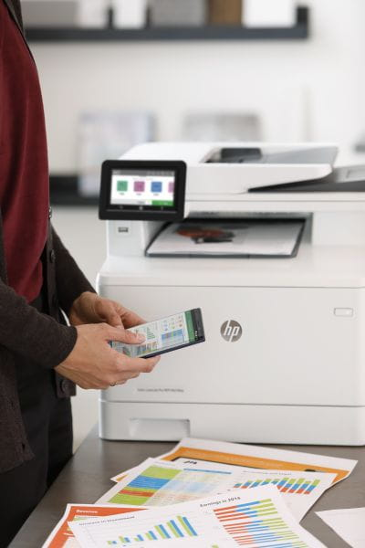HP  Multifunktionsdrucker W1A79A#B19 2