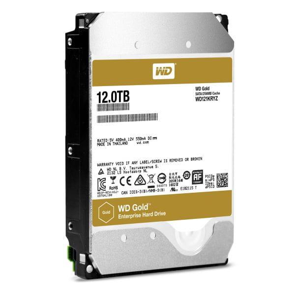 Western Digital (WD) Festplatten WD121KRYZ 5