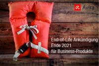 Avira Business-Sicherheitsprodukte - Abkündigung Ende 2021