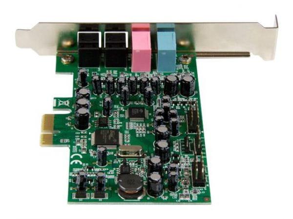 StarTech.com Soundkarten PEXSOUND7CH 3