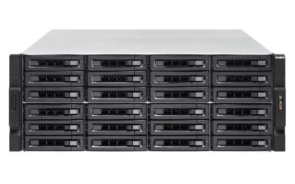 QNAP Storage Systeme TS-EC2480U-E3-4GE-R2 1
