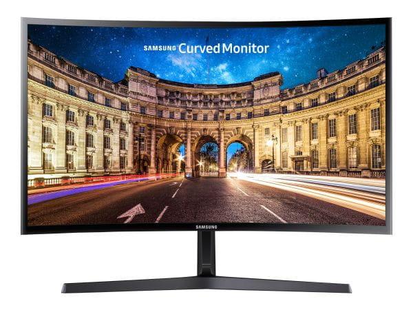 Samsung TFT Monitore LC24F396FHUXEN 1